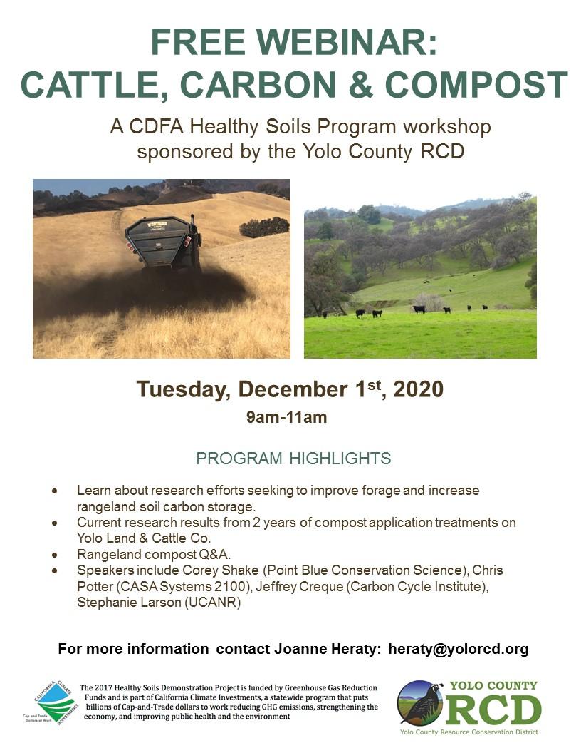 Cattle, Carbon & Compost